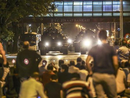 Ankara golpe estado 15j