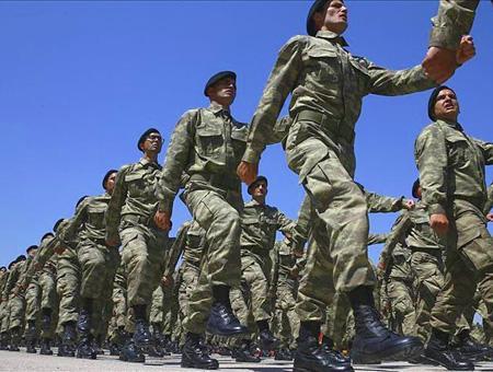 Ejercito turco servicio militar instruccion