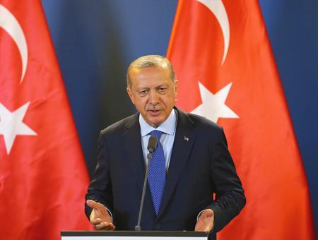 Erdogan presidente turco(1)