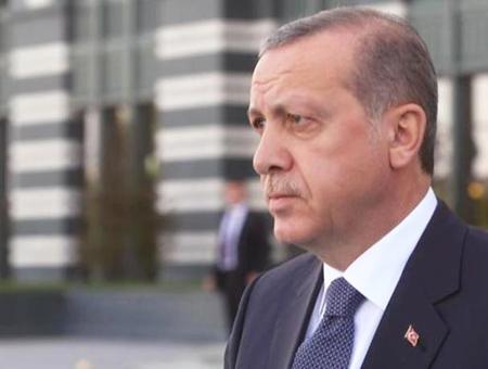 Tayyip erdogan presidente turco