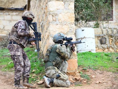 Policia turca fuerzas especiales terrorismo