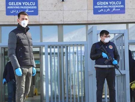 Turquia cierre fronteras coronavirus