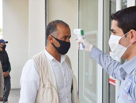 Turquia termometro coronavirus