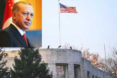 Erdogan embajada estados unidos