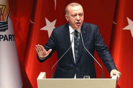 Erdogan partido akp