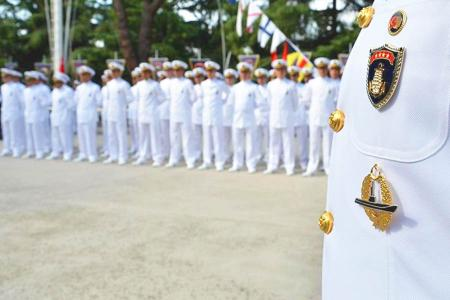 Turquia almirantes ejercito turco