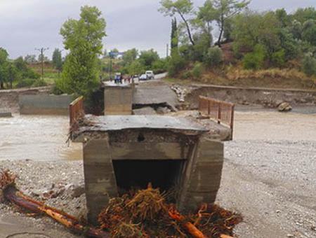 Inundaciones antalya