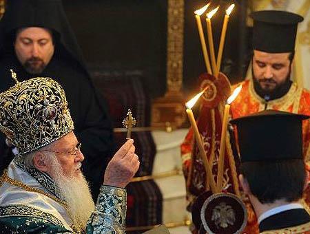 Patriarca greco ortodoxo turquia