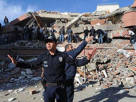 Terremoto van