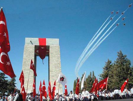 Canakkale gallipoli aniversario