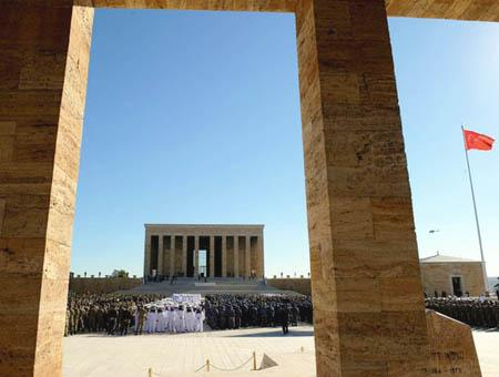 Ceremonia anitkabir