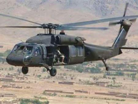 Helicoptero militar