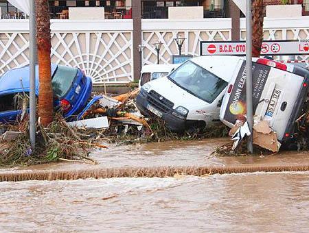 Inundaciones samsun