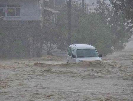 Inundaciones tracia turquia