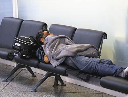 Irani aeropuerto ataturk
