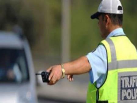 Policia trafico turquia