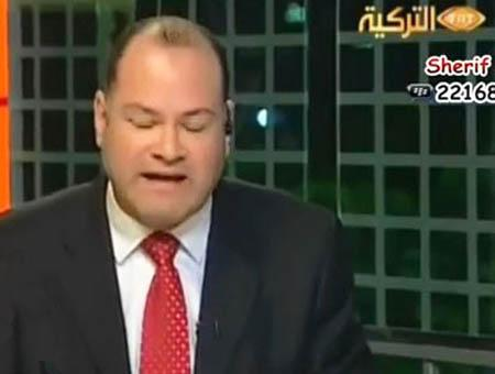 Trt presentador egipcio dimision
