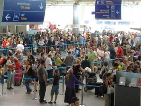 Aeropuerto turquia