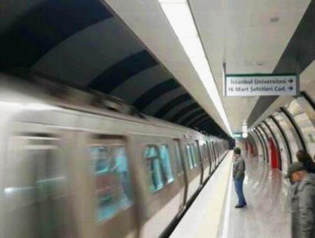 Estambul metro suburbano