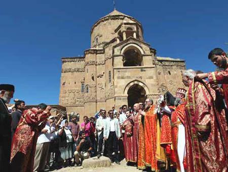 Iglesia akdamar armenios ortodoxos