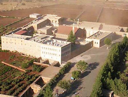 Mardin monasterio mor gabriel