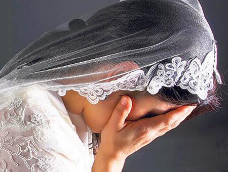 Matrimonio infantil nina