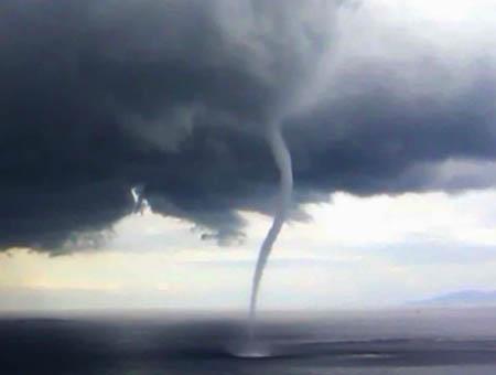 Tornado canakkale