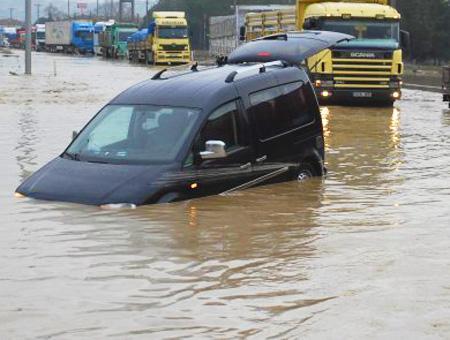 Ankara inundaciones lluvias