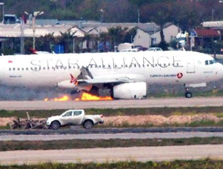 Avion thy incendio