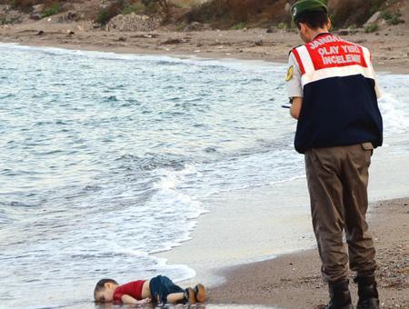 Bodrum egeo inmigrantes ahogados