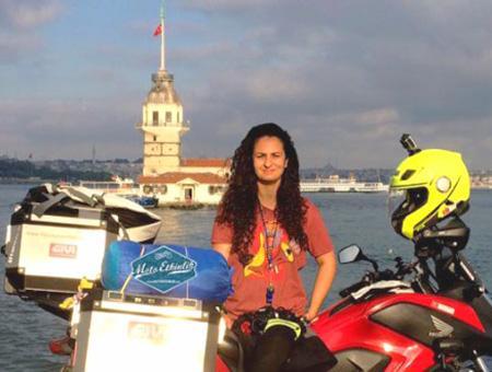 Estambul ozbay viaje moto