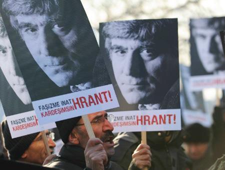 Hrant dink protestas