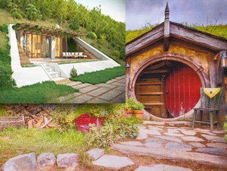 Sivas villa hobbit turquia