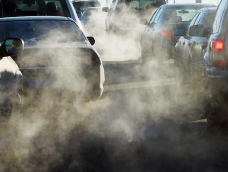 Vehiculos contaminacion