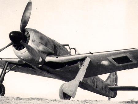 Avion focke wulf fw