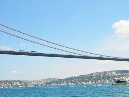 Estambul puente bosforo