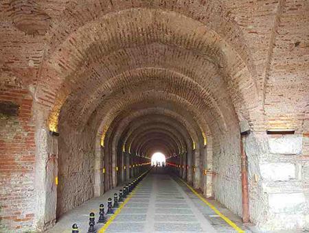 Estambul tunel beylerbeyi