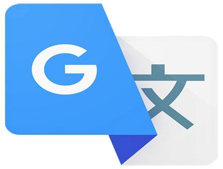 Google traductor icono