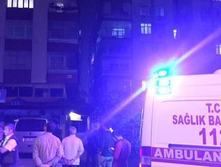 Adana ambulancia crimen