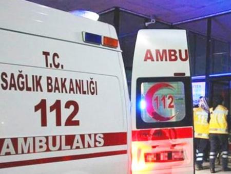 Ambulancia hospital urgencias