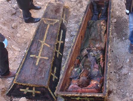 Ardahan tumba soldado ruso