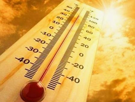 Clima calor temperaturas