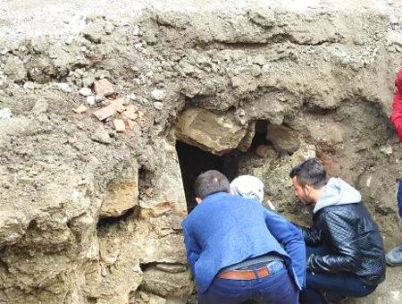Corum iskilip ciudad subterranea