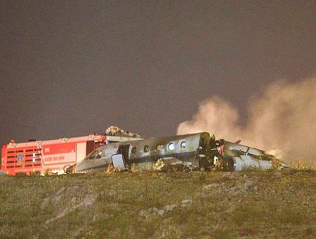 Estambul accidente aereo ataturk