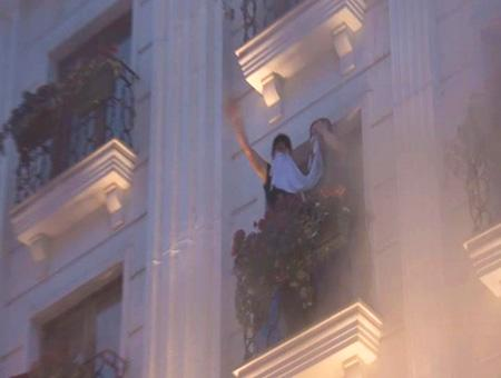 Estambul incendio hotel