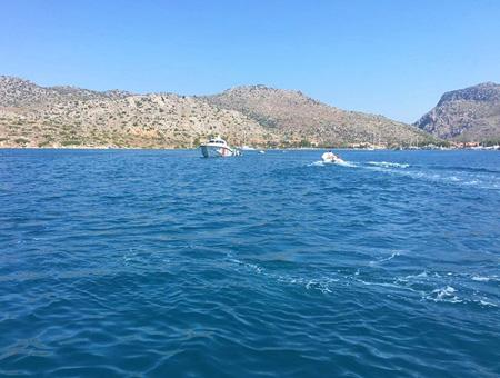 Mugla naufragio rescate guardacostas