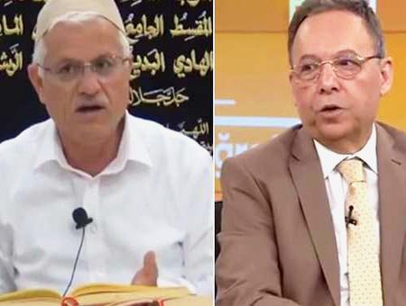 Hasan Akar y Süleyman Yeşilyurt