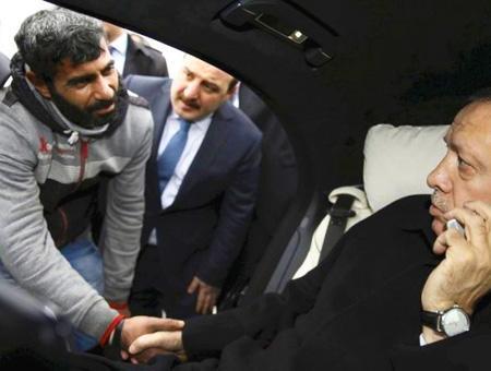 Vezir catras suicida erdogan