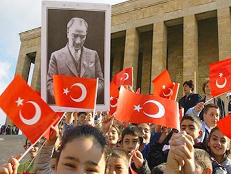 Ankara anitkabir infancia 23nisan