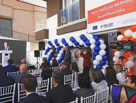 Ankara centro salud mental refugiados
